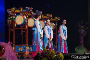 Night of Asia 2014 Korean drum performance by Atlanta Korean Cultural Center