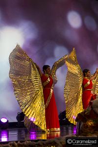 Night of Asia 2014 Bangladesh folk dance by Bengali Rhythms