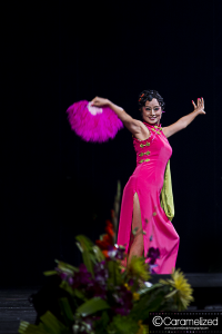 Night of Asia 2014 Chinese Dancer Li Liu