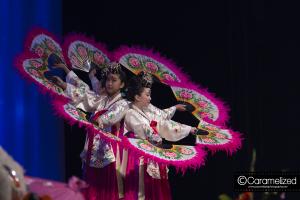 NIght of Asia 2014 Korean Dancers