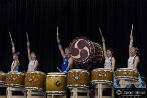 Matsuriza Drummers Photo by Jeff