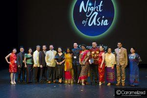 Night of Asia